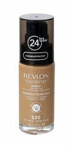 Revlon Colorstay 24H Podkład kryjąco-matujący nr 320 True Beige - cera mieszana i tłusta 30ml
