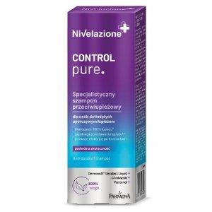 Farmona Nivelazione Control Pure Specjalistyczny Szampon przeciwłupieżowy 100ml