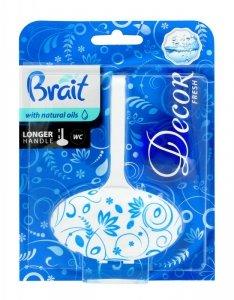 Brait Kostka toaletowa Decor 1-fazowa do WC Fresh 40g