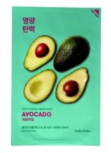 Holika Holika Pure Essence Mask Sheet-Avocado  1szt