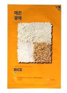 Holika Holika Pure Essence Mask Sheet- Rice  1szt