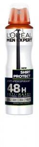 Loreal Men Expert Dezodorant spray Shirt Protect  150ml