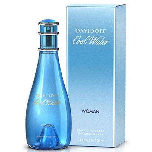 Davidoff Cool Water Woman Woda toaletowa  100 ml