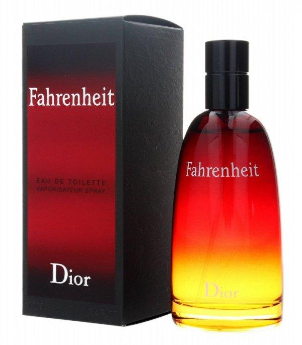 Christian Dior Fahrenheit Woda toaletowa 100ml