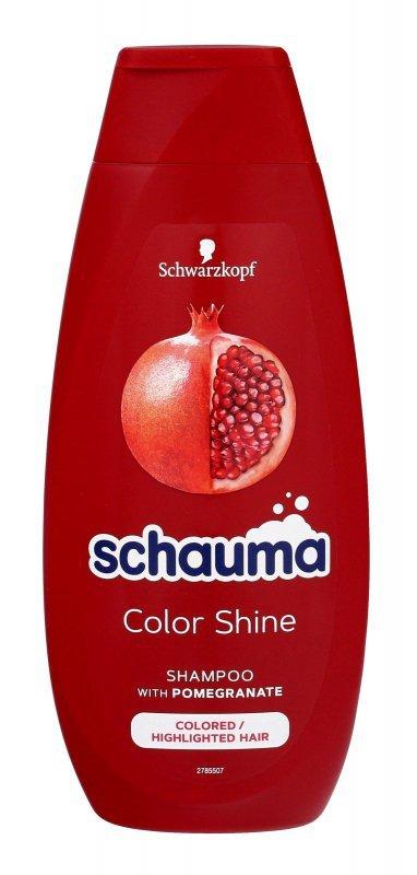 Schwarzkopf Schauma Szampon do włosów Color Shine 400ml