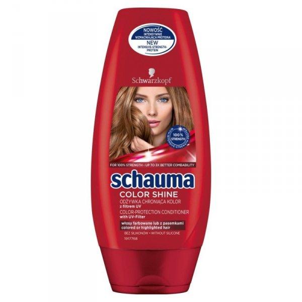 Schwarzkopf Schauma Odżywka do włosów Color Shine  200ml