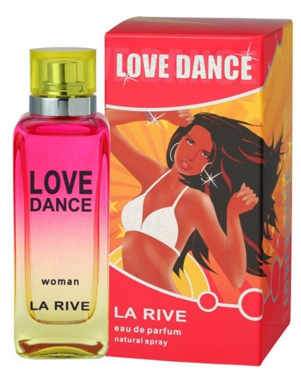 La Rive for Woman LOVE DANCE Woda perfumowana 90ml