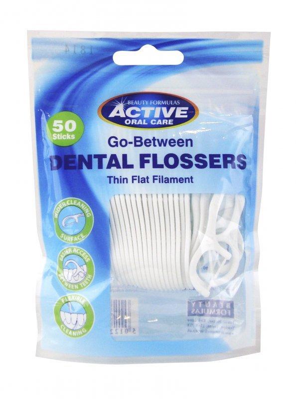 Beauty Formulas Active Oral Care Niciowykałaczki 50szt