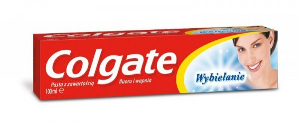 Colgate Pasta Wybielanie 100ml