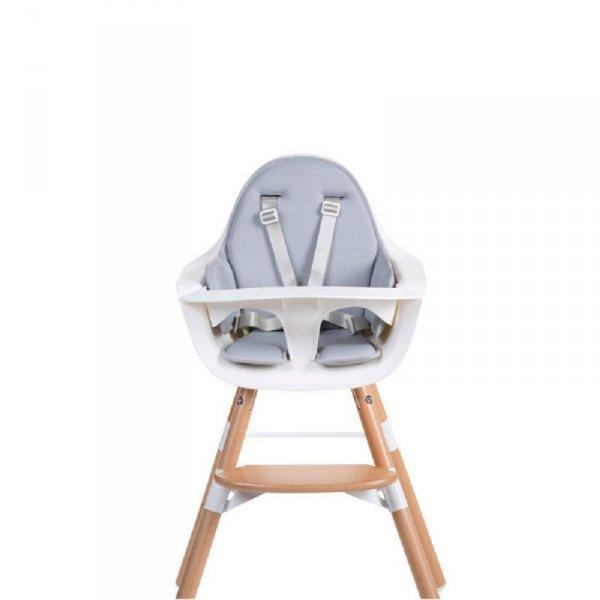 Childhome Ochraniacz neoprenowy do krzesełka Evolu 2 Light Grey