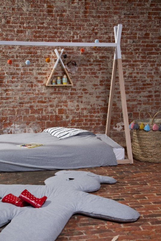 Childhome Rama do łóżka Tipi 90 x 200 cm