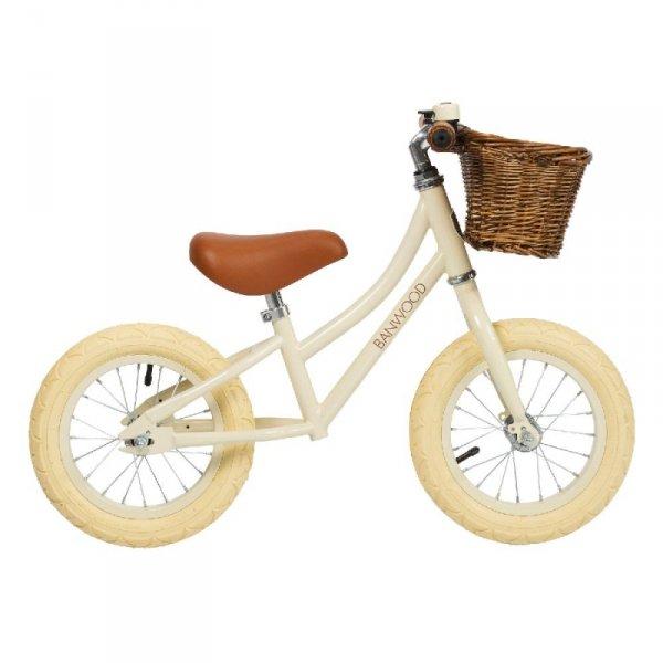 Banwood FIRST GO! rowerek biegowy cream