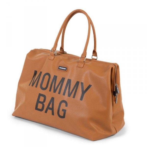 Childhome Torba Mommy Bag Brązowa