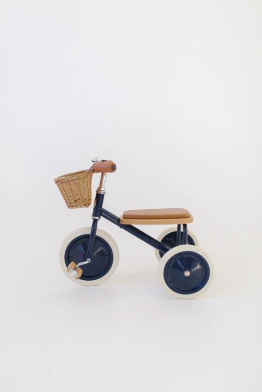 Banwood Rowerek trójkołowy Trike Navy Blue