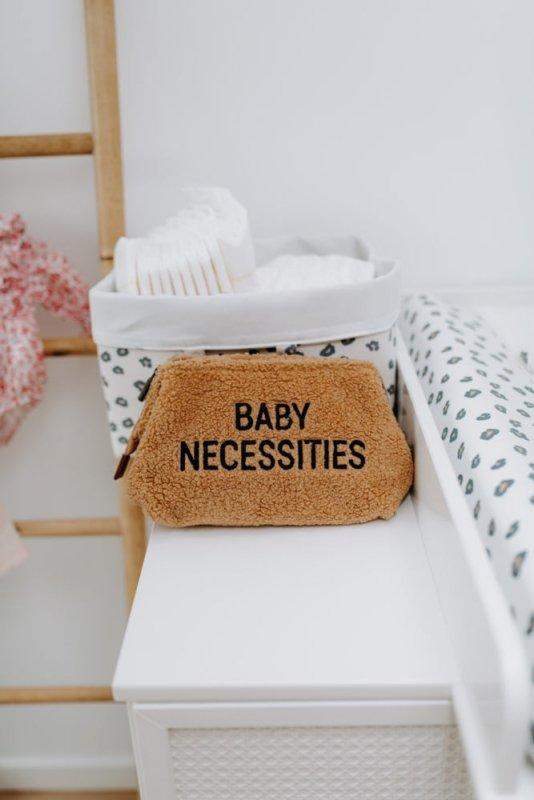 Childhome Kosmetyczka Baby Necessities Teddy Bear