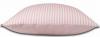 Janine  mako-satin Modern różowa w paski 3912 155x200