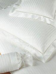 Elegante pościel bawełniana egipska White house biała 2280 155x200