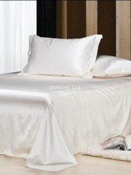 Jedwabna poszewka na poduszkę perła 40x40, 50x70