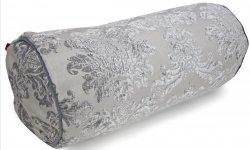 Wałek dekoracyjny srebro
