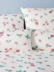 Elegante pościel mako- jersey Laville rose 3515 135x200