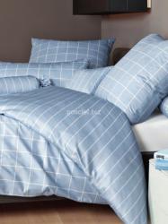 Janine mako-satyna modernClassic niebieska 39025 135x200
