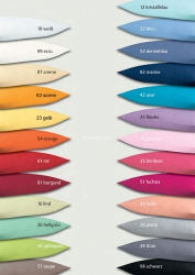 Janine pościel kora satynowa exclusive Piano kolory 0125 135x200