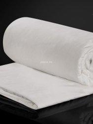 Kołdra jedwabna Malbery całoroczna w bawełnianym poszyciu 220x240