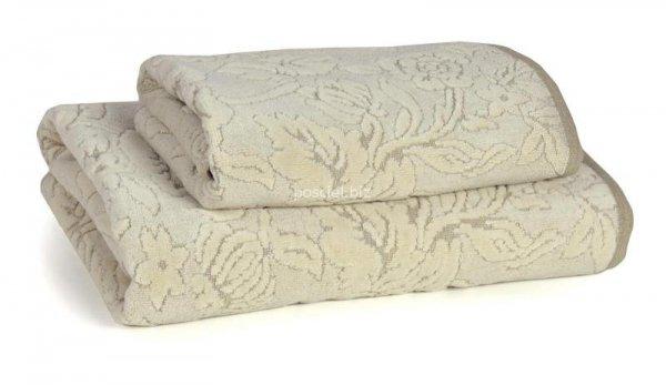 Ręcznik Silviana len 50x100, 70x140
