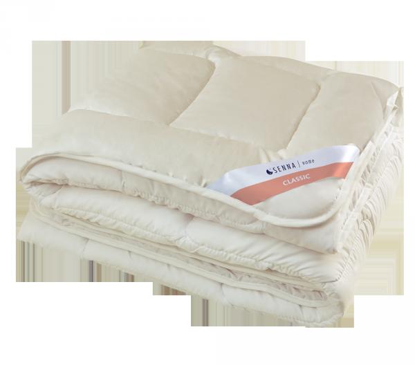 Senna Home kołdra antyalergiczna Classic letnia 155x200