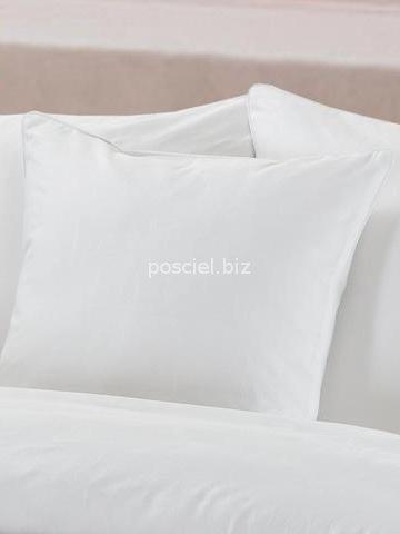 Pościel bawełniana żakardowa Sofia biała 220x200