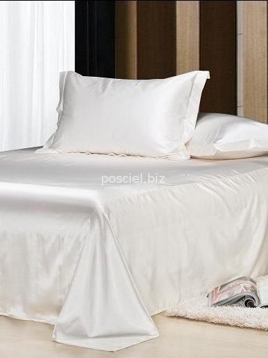 Malbery jedwabna poszewka na poduszkę perła 40x40, 40x60, 50x70, 70x80
