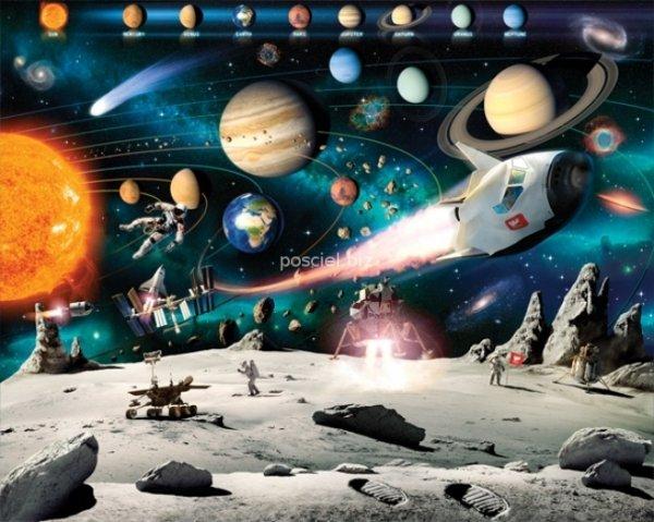 Tapeta 3D Walltastic kosmos2