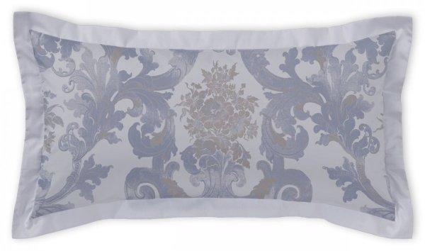 Curt Bauer pościel mako-żakardowa Louis XIV königsblau 2476 135x200