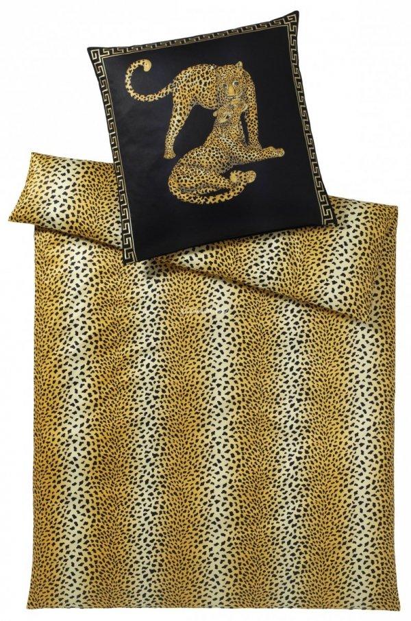 Elegante pościel bawełniana egipska Gepard Pair  200x220