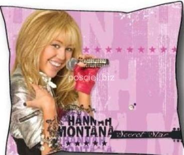 Poszewka dziecięca Hanna Montana
