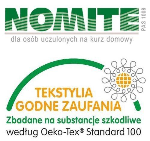 Kołdra 100%  puchowa Tree&Goose zimowa 140x200