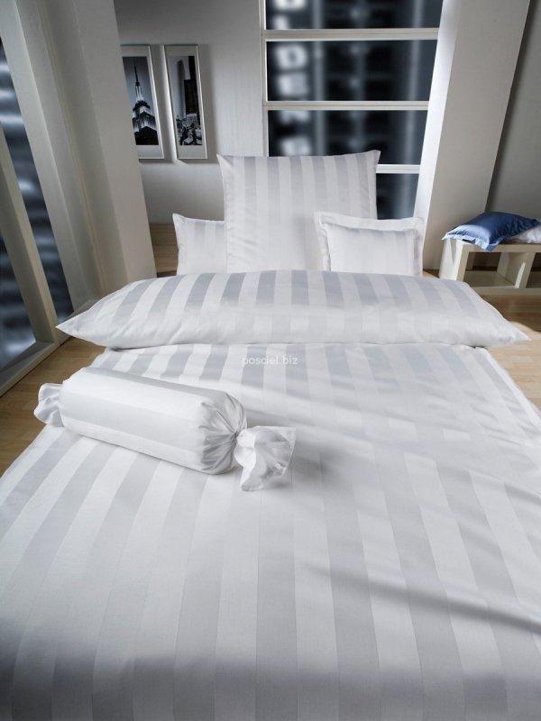 Curt Bauer pościel z mako-bawełny żakardowej Como kolory 2044 135x200