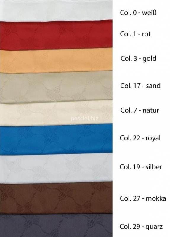 Joop pościel mako-satin Cornflower silber 4020 155x200