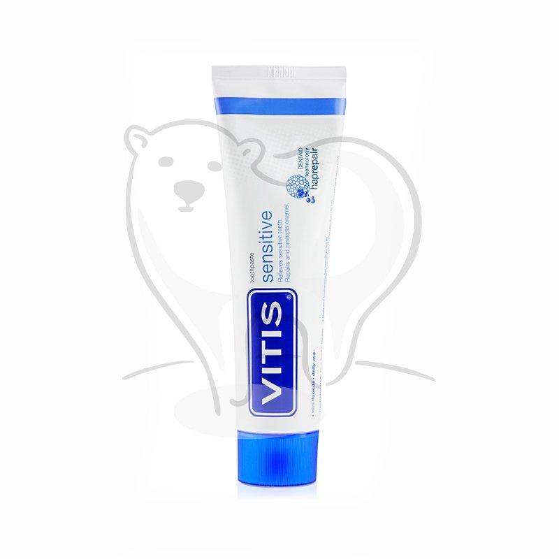 Vitis Sensitive pasta dla zębów z nadwrażliwością