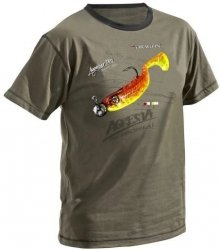 T-shirt DRAGON Aggressor PRO L olive
