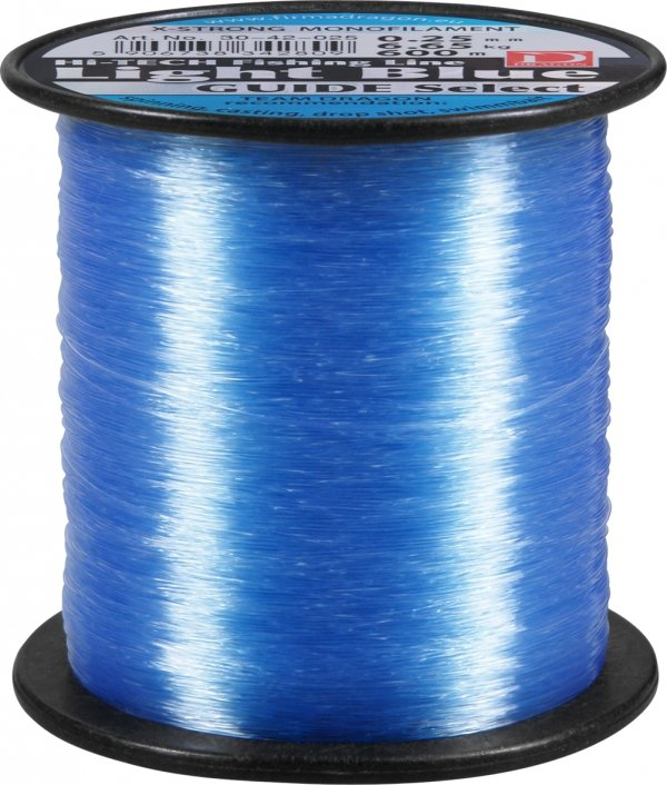 Żyłka Dragon GUIDE SELECT Light Blue 600 m jasnoniebieska 0.35 mm/13.55 kg