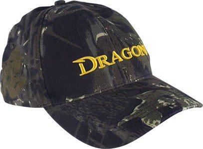 Czapka DRAGON  baseball  camou natural