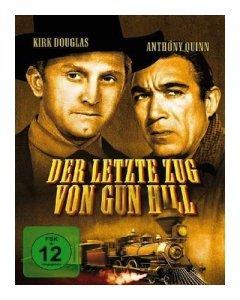 Ostatni Pociąg Z Gun Hill [DVD]