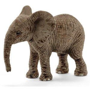 Figurka Młody Słoń Afrykański [Schleich]