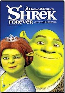 Shrek Forever: Ostatni Rozdział [DVD]