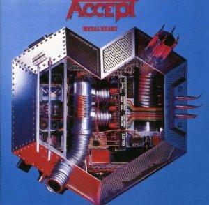 Accept - Metal Heart [CD]