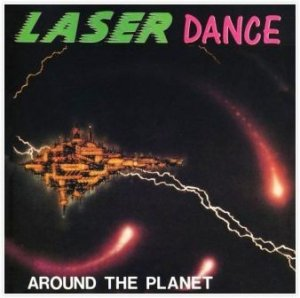 Laser Dance - Around The Planet [CD]