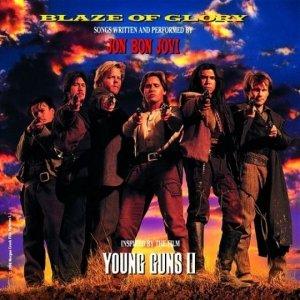 Jon Bon Jovi - Blaze Of Glory Young Guns II [CD]