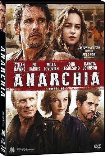 Anarchia [DVD], Okładka