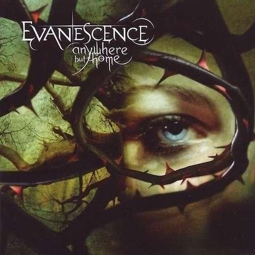 Evanescence - Anywhere But Home Live From France 2004 [CD], Okładka, Galaktyka.net